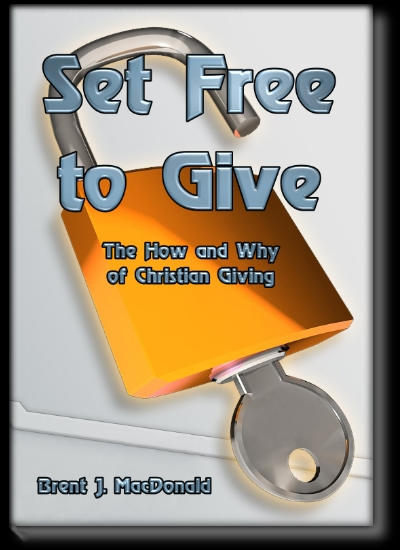 Set Free To Give - Online Book